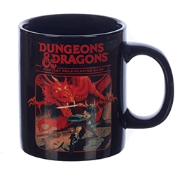 Picture of Dungeons and Dragons 16 oz. Ceramic Mug