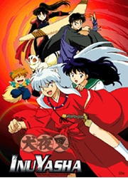 Picture of Inuyasha Heroes Wall Scroll