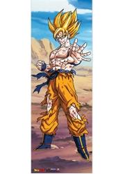Picture of Dragon Ball Z Dragon Ball Z Goku Oversize Wall Scroll