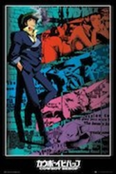 Picture of Cowboy Bebop Spike Poster