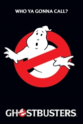 Picture of Ghostbusters Who You Gonna Call? Poster