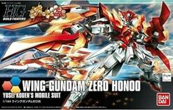 Picture of Gundam #33 Wing Zero Honoo HG 1/144 Model Kit
