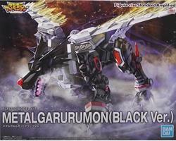 Picture of Digimon Metalgarurumon Black Version Figure[rise Standard Amplified Model Kit