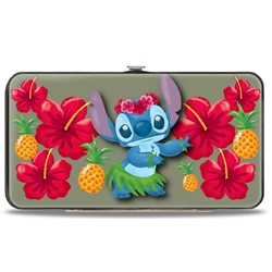 Picture of Lilo and Stitch Hula Buckledown Hinged Wallet