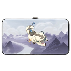 Picture of Avatar the Last Airbender Buckledown Hinged Wallet
