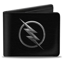 Picture of Reverse Flash Logo Bi-Fold Wallet