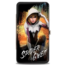 Picture of Spider-Gwen Buckledown Hinged Wallet