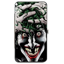 Picture of Joker Buckledown Hinged Wallet
