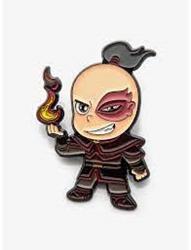 Picture of Avatar Zuko Chibi Pin