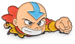 Picture of Avatar Aang Chibi Keychain