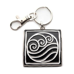 Picture of Avatar Water Symbol Keychain