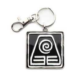 Picture of Avatar Earth Symbol Keychain
