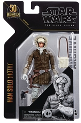 Picture of Star Wars Black Archives 6in Hoth Han Solo Figure