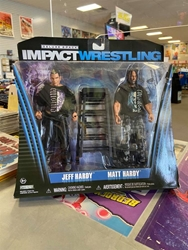 Picture of Impact Wrestling Deluxe 2-Pack Jeff Hardy & Matt Hardy
