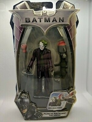 Picture of Batman The Dark Knight Punch Packing The Joker Toys R Us Exclusive Action Figure