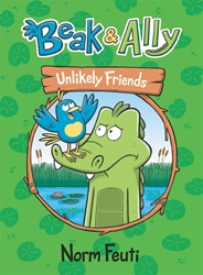 Picture of Beak and Ally Vol 01 HC Unlikely Friends