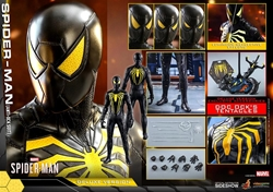 Picture of Spider-Man Anti-Ock Suit Deluxe Sixth Scale Figure Hot Toys