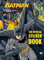Picture of Batman Offical Sticker Book