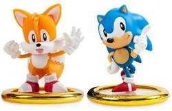 Picture of Sonic the Hedgehog KidRobot Vinyl Mini Figure 2-Pack