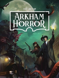 Picture of Art of Arkham Horror HC