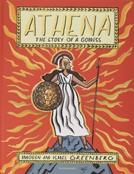 Picture of Athena Goddess of Wisdom and War SC