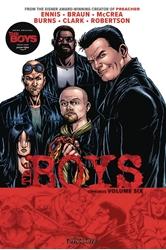 Picture of Boys Omnibus Vol 06 SC