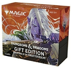 Picture of Magic the Gathering Dungeons and Dragons Gift Edition Forgotten Realms
