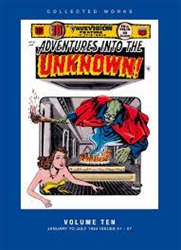 Picture of Adventures Into The Unknown Vol.10