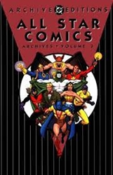 Picture of All-Star Comics Archives Vol 3 HC