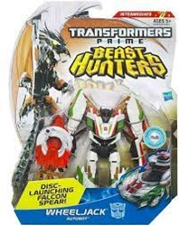 Picture of Transformers Prime Beast Hunters Autobot Wheeljack