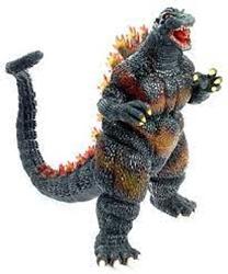 "Picture of Godzilla Vs. Destoroyah Limited Edition 12"" Godzilla Statue"