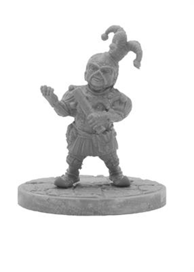 Picture of Dungeons and Dragons RPG Curse of Strahd Pidlwick II Miniature Figure