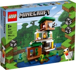 Picture of LEGO Minecraft The Modern Treehouse