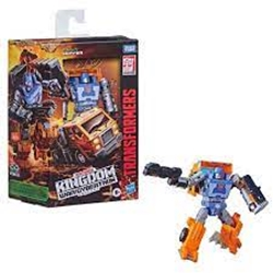 Picture of Transformers Deluxe Huffer Figure