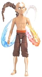Picture of Avatar Series 4 Deluxe Aang Final Battle Figure