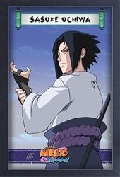 Picture of Naruto Shippuden Sasuke Framed Print