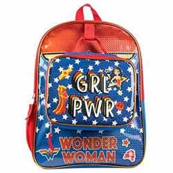 Picture of Wonder Woman Kid's Backpack