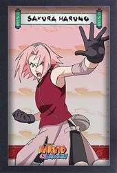 Picture of Naruto Shippuden Sakura Framed Print