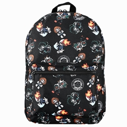 Picture of My Hero Academia Chibi All Over Print Backpack