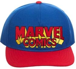 Picture of Marvel Comics Precurve Snapback Cap
