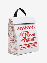 Picture of Toy Story Pizza Planet Insulated Lunch Sack