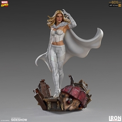 Picture of Emma Frost 1:10 Iron Studios Statue