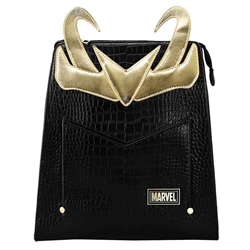 Picture of Marvel Loki Cosplay Mini Backpack