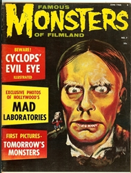 Picture of Famous Monsters of Filmland #7