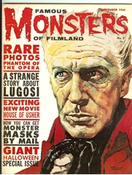Picture of Famous Monsters of Filmland #9