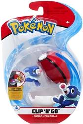 Picture of Pokemon Popplio and Poke Ball Clip 'n' Go Figure