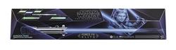 Picture of Star Wars Ahsoka Tano Force FX Black Series Elite Lightsaber