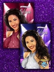 Picture of Selena #1 - Bedrock City Exclusive 2 Pack (English & Spanish / Español & Inglés)