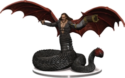 Picture of Dungeons & Dragons Fantasy Miniatures Icons of the Realms Archdevil Geryon Premium Figure