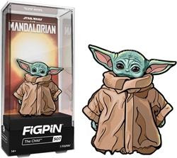Picture of FigPin Mandalorian Child #507 Pin